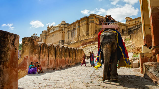 Amer Fort tour - Swan Tours
