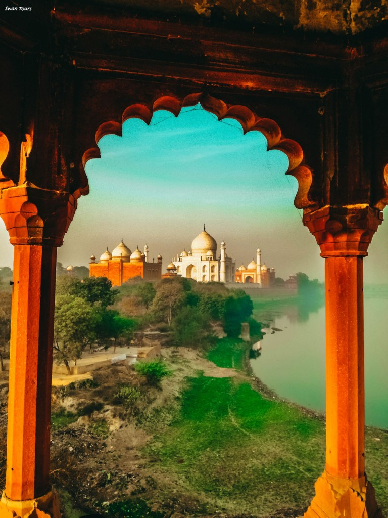 Traj Mahal, Agra, India