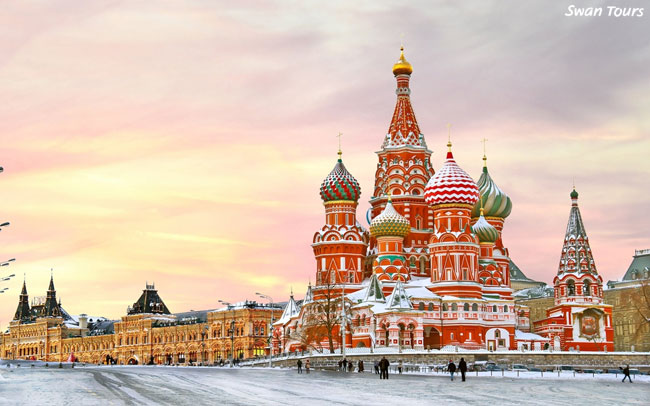 Russia tour packages and Tips